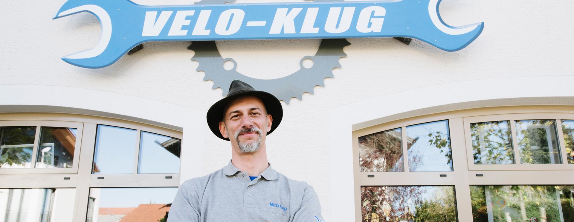 Fahrraeder und Zubehoer Velo-Klug Oberhaching