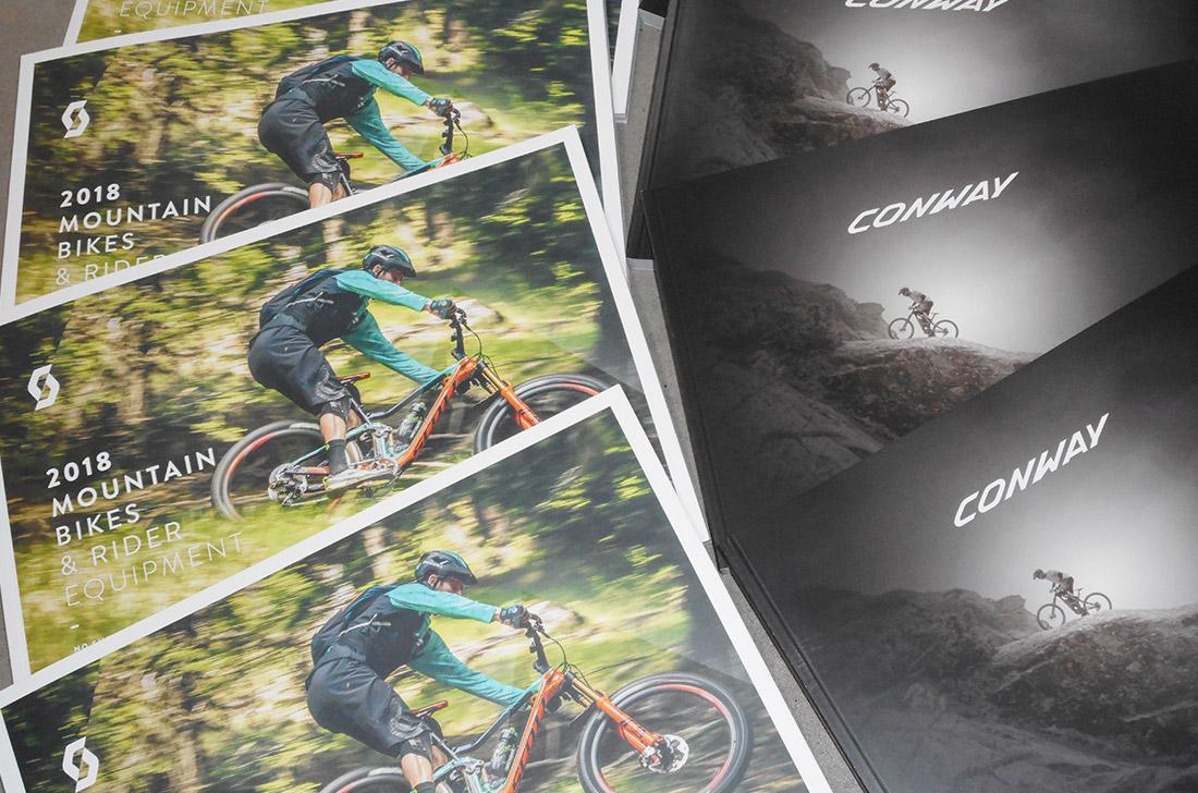 2018er Modelle Fahrräder Velo-Klug